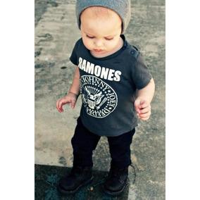 Bebe Playeras Ramones Niño The Ramones Tshirt
