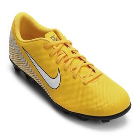 Chuteira Do Neymar Amarela - Chuteiras Nike de Campo para Adultos no ... cfdf8c51bec14
