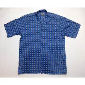 ac6b43e9b Remera Hawaiana Hombre - Ropa y Accesorios Azul en Mercado Libre ...
