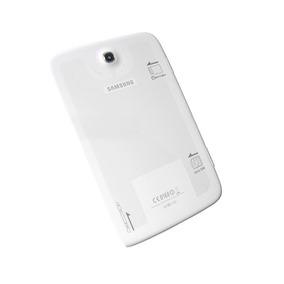 Tampa Traseira Tablet Samsung Gt N5100 Branco