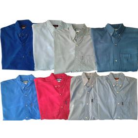 Lote Camisa Hombre Saldos Tienda Varias Tallas 38, 40, 42