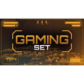 Pack De Efeitos Especiais Filmora Gamer - Gaming - Jogos