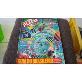 Revista Placar Guia Do Brasileirão 1996