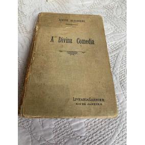 A Divina Comédia Dante Alighieri 1908