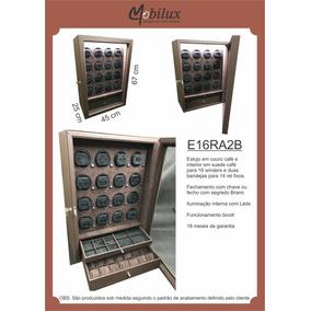 76f7504c56b Caixa Movimentadora De Relogios Automaticos Watch Winder - Relógios ...