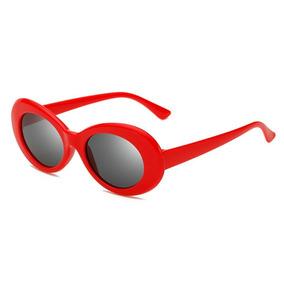 Óculos Vermelho Kurt Cobain De Sol - Óculos no Mercado Livre Brasil ffc5f94cd8