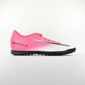 Chuteira Rosa E Branca Nike - Chuteiras no Mercado Livre Brasil 088e84cf7dea8