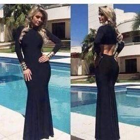 Vestido Top Estilo Panicat Moda Feminina Roupas Femininas b61dcc1c032