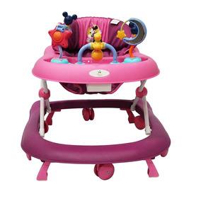 Andadera Heart Minnie Pink Disney