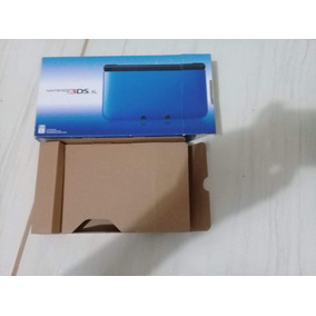 Caixa Do Nintendo 3ds Xl.