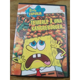 Bob Esponja Temerle A Una Kangreburger Dvd