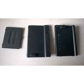 Tampas Inferiores Notebook Toshiba A205 - Semi-novo
