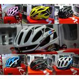 Capacete De Ciclismo - Diversos Modelos E Cores