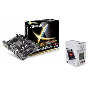 Kit Upgrade Gamer Asrock + Fusion A4 6300 Box