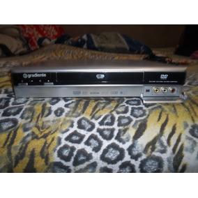 Dvd E Gravador Gradiente O Compacto Do Mercado Modelo Dv-850