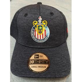 Gorra New Era Chivas en Mercado Libre México 84b7a870ec2