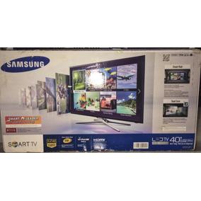 Televisor Led Samsung 40 Pulg, Wifi, Youtube, Netflix