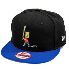 Bone Bart Simpson - Bonés para Masculino no Mercado Livre Brasil f9fdeb81160