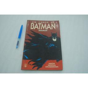 Shaman Um Conto De Batman - Edição Especial Encadernada
