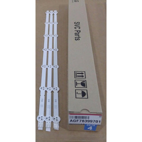 Kit Barras Leds Lg 32la613b 32ln5400 32ln570b B2 B2 B1 Nova