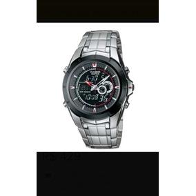 3dfc230acb4 Cassio Edificie 2747 Efa 112 Masculino Casio - Relógios De Pulso no ...