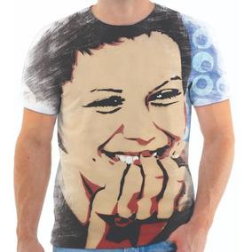 Camiseta Camisa Blusa Estampa Cantora Elis Regina 1