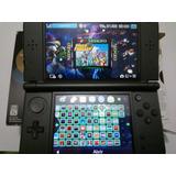 Nintendo New 3ds Xl Negro + Juegos Memoria 64gb