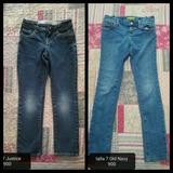 Jeans De Niña Talla 7 Old Navy Y Justice