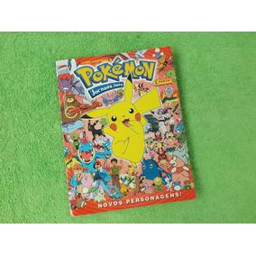Álbum Figurinhas Pokémon Jornada Johto Panini Semi Completo