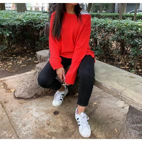 Suéter Ralph Lauren Naranja Para Dama