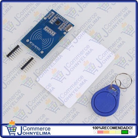 Leitor Gravador Rfid Mfrc522 13.56mhz Arduino Pic