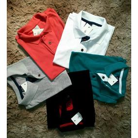 Kit 3 Camisa Polo Tamanho Xxg G1 G2 G3 Extra Grande Lindas b5383c50bb111