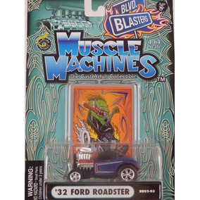 Muscle Machines - Ford Roadster 32 Ref Bb03-03