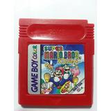 Gb/gbc Super Mario Bros Deluxe Repro