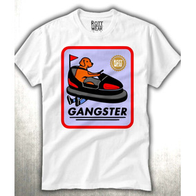 Perro Gangster Playera Rott Wear