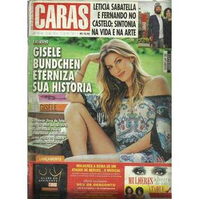 Caras 1149: Gisele Bundchen / Ultraje A Rigor / Sonia Menna