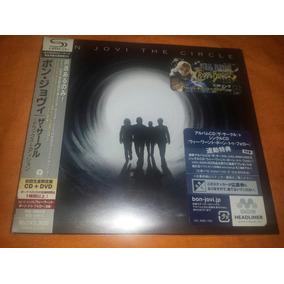 Cd + Dvd Importado Japão - Bon Jovi The Circle Novo/lacrado