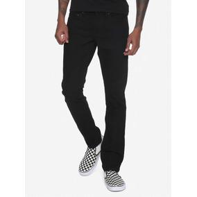 Pantalón Negro Skinny Xxx Rude Envío Gratis