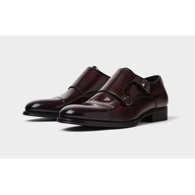 Zapatos De Piel Zara Para Hombre Envío Gratis Meses S/int