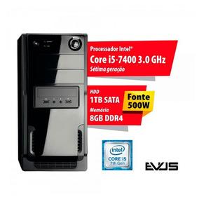 Microcomputador Desktop Evus Neo 1008 Core I5-7400 8gb