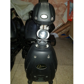 4 Scan Da Chauvet 250 V. Lampadas A Gás