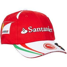Gorra Ferrari F1 Vettel - Gorras Hombre en Mercado Libre México 556b6b05186