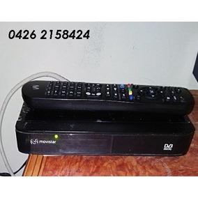 Decodificador Movistar Tv Listo Para Usar