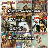 Coleccion Jungla Mawa 204 Revistas