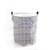 Cesto Laundry Ropa Bambu Baño