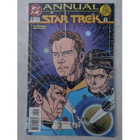 Star Trek Annual Nº 5 The Dream Walkers - Carlos Garzon 1994