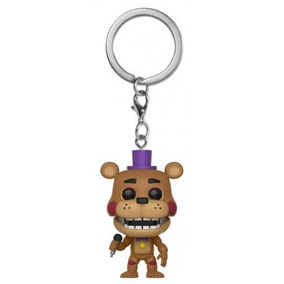 Chaveiro Freddy - Pizzeria Simulator - Pocket Pop! Keychain