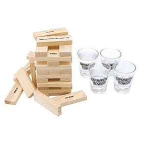 Jenga Para Tomar Alcohol Toda Familia Juegos De Mesa Jenga En