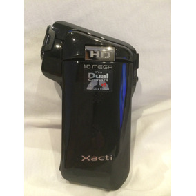 Hd 620 Sanyo Dual Câmera - Hd Digital - Som Stereo