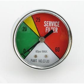 Manómetro De Servicio Para Equipo Hidráulico Mcelroy